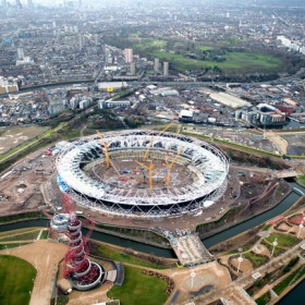 William Hare - Sports, Leisure & Arts - Olympic Stadium Roof Conversion