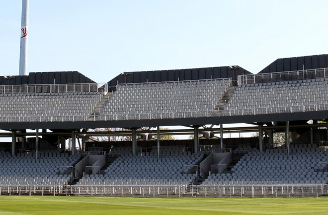 William Hare - Sports, Leisure & Arts - LCCC Stand Rebuild - William Hare