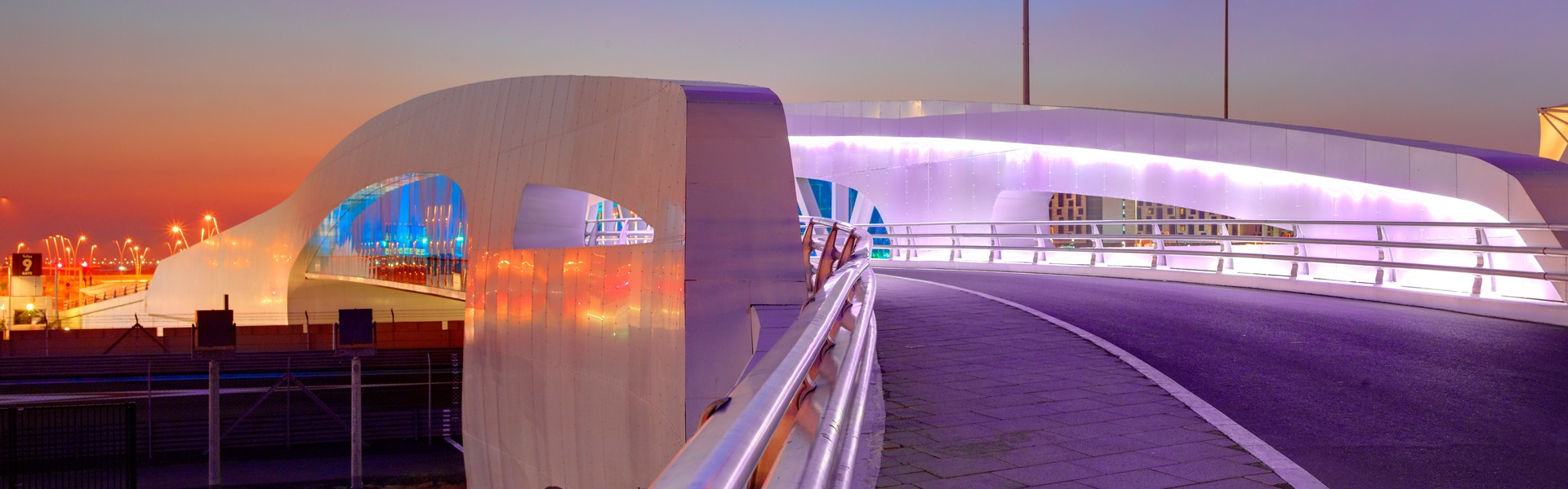 William Hare - Sectors & Projects - Yas Island Hotel Bridges - William Hare