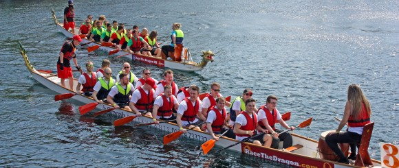 William Hare - Dragon Boat Race