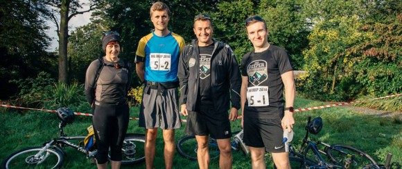 William Hare UK at the Dig Deep multisport event